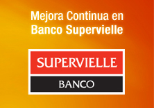 Mejora Continua en Banco Supervielle